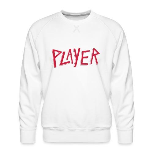 player Slayer - Sweat ras-du-cou Premium Homme