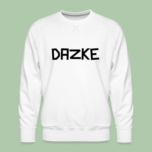 dazke_bunt - Männer Premium Pullover