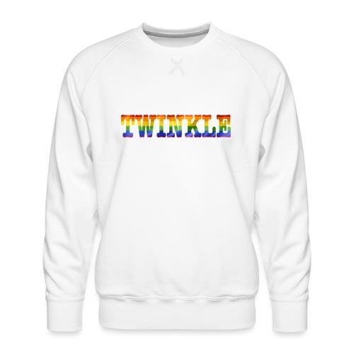 twinkle - Men's Premium Sweatshirt