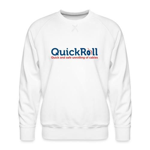 QuickRoll - Premiumtröja herr