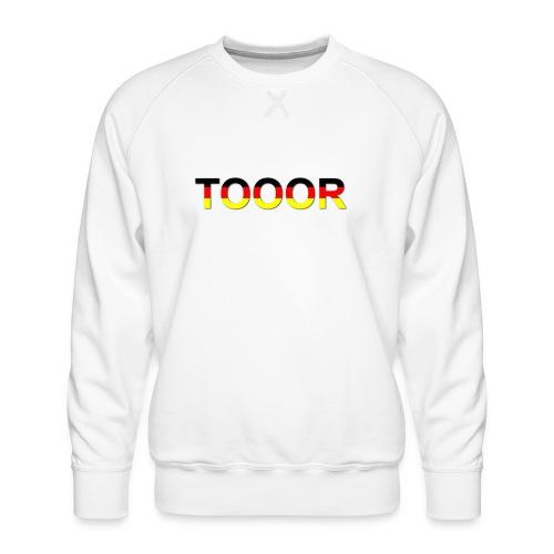 TOOOR-Schatten-transparen - Männer Premium Pullover
