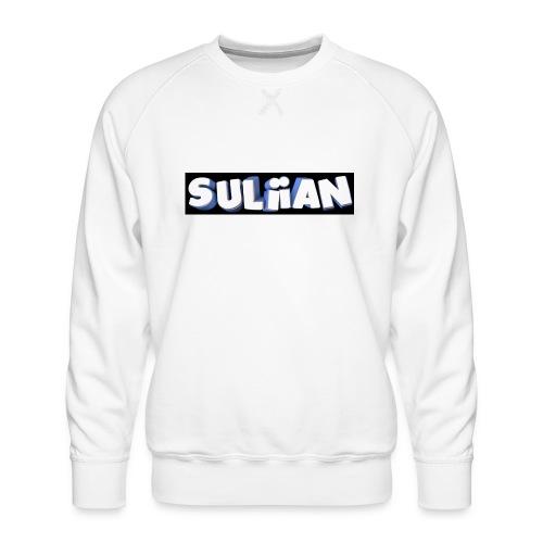 Suliian -Schrift 1 - Männer Premium Pullover