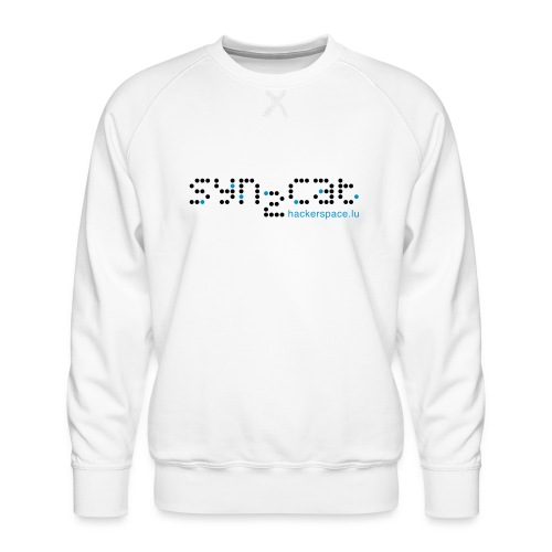 Binary Gras - Men's Premium Sweatshirt