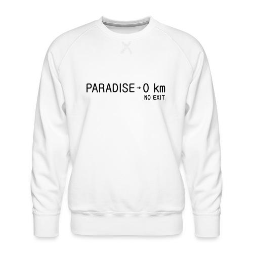 paradise0km - Männer Premium Pullover