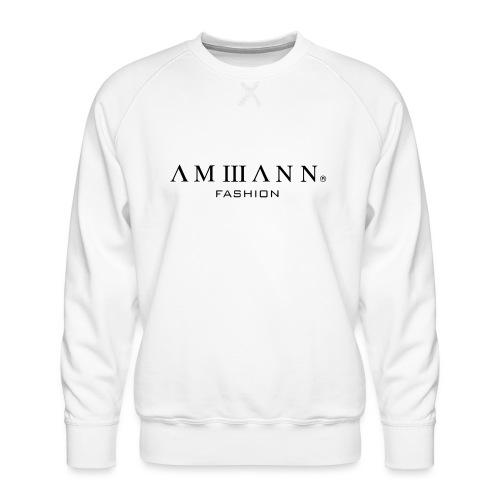 AMMANN Fashion - Männer Premium Pullover