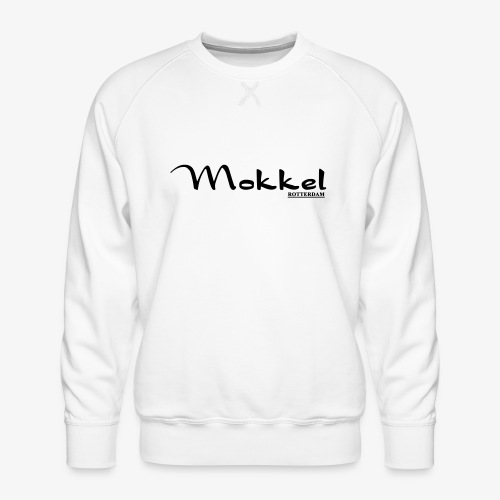 mokkel - Mannen premium sweater