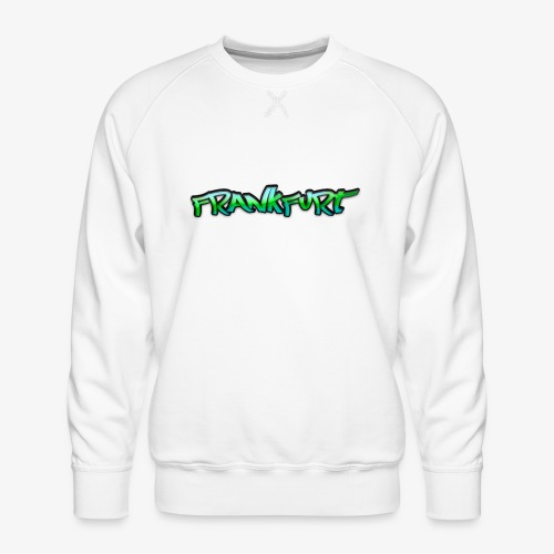 Gangster Frankfurt - Männer Premium Pullover