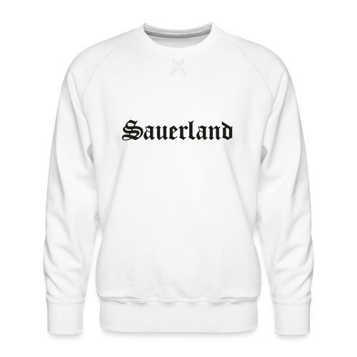 Sauerland - Männer Premium Pullover