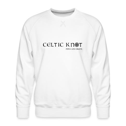 Celtic knot - Felpa premium da uomo