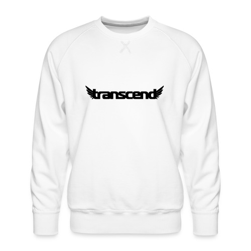 Transcend Bella Tank Top - Women's - White Print - Men's Premium Sweatshirt