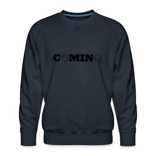 Camino - Herre premium sweatshirt