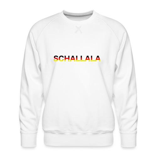 Schallala - Männer Premium Pullover
