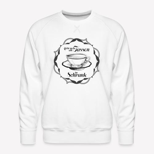 Tassen im Schrank - Männer Premium Pullover