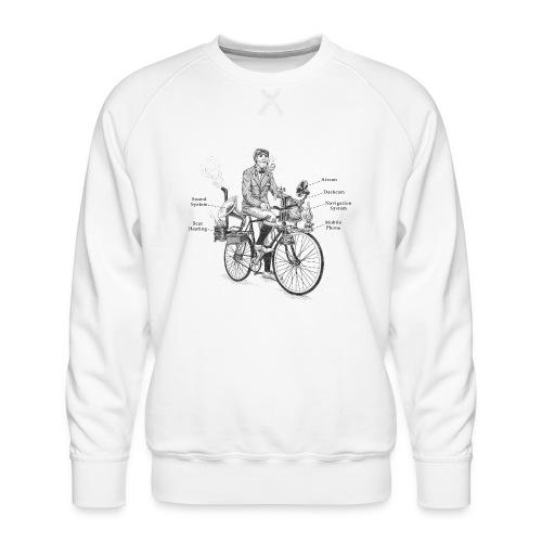 Vintage Pimp Ride - Männer Premium Pullover