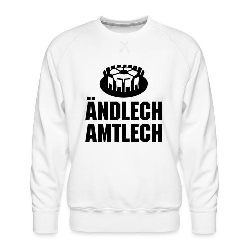 Amtl. bew. Meistershirt - Männer Premium Pullover