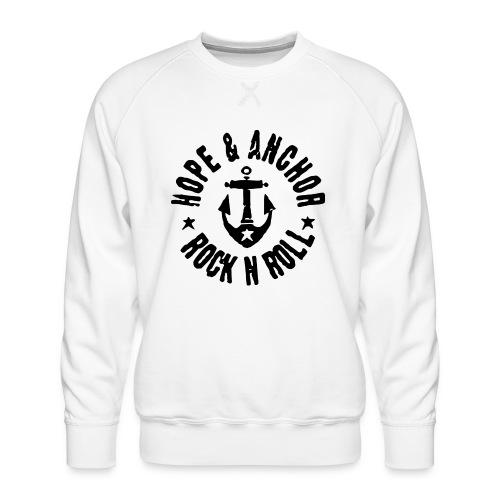 Hope & Anchor - Rock´n´Roll - Männer Premium Pullover