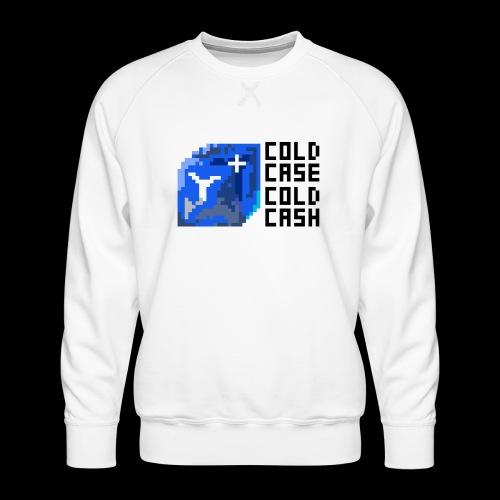COLDCASH - Mannen premium sweater