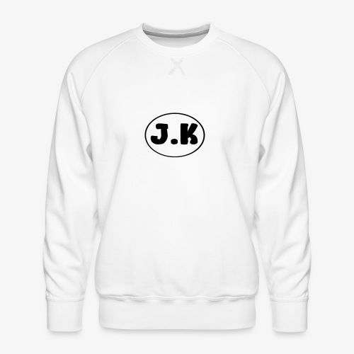 J K - Men's Premium Sweatshirt