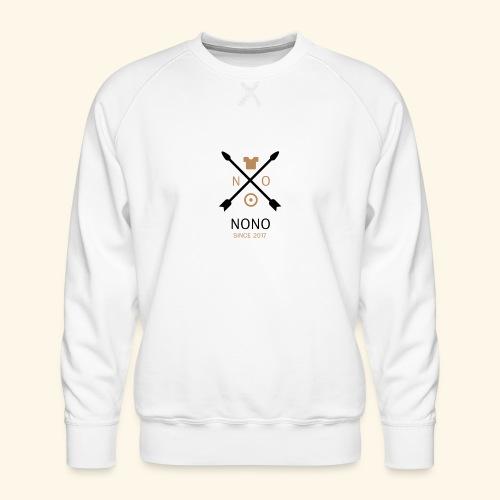 NONO SINCE 2017 - Herre premium sweatshirt