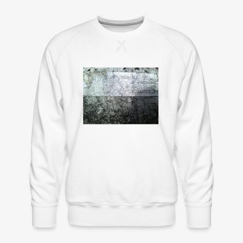 M A U T - Männer Premium Pullover