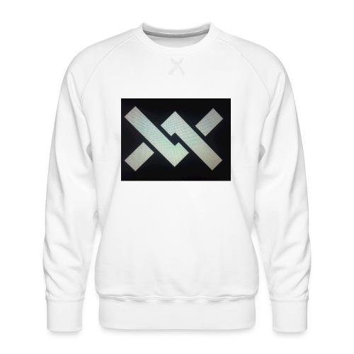 Original Movement Mens black t-shirt - Men's Premium Sweatshirt