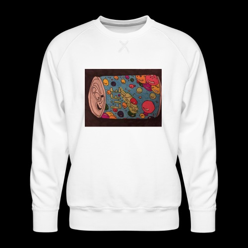 7AABC614 53CA 4156 B765 D9FBF5B8E496 - Herre premium sweatshirt