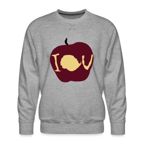 IOU (Sherlock) - Men's Premium Sweatshirt