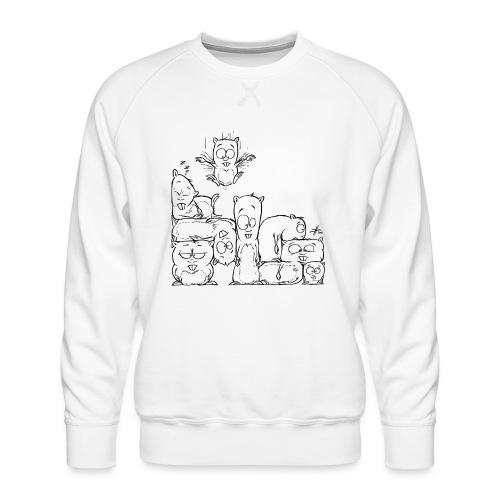 hamstris - Männer Premium Pullover