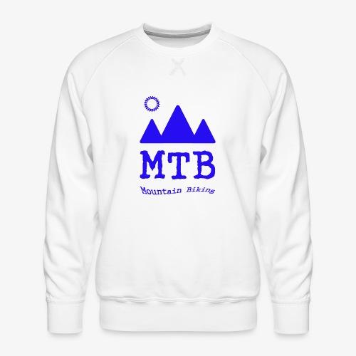 mtb - Men's Premium Sweatshirt