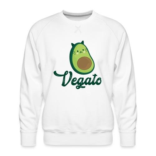 Vegato - Sudadera premium para hombre