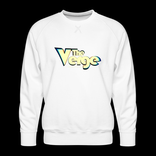 The Verge Vin - Sweat ras-du-cou Premium Homme
