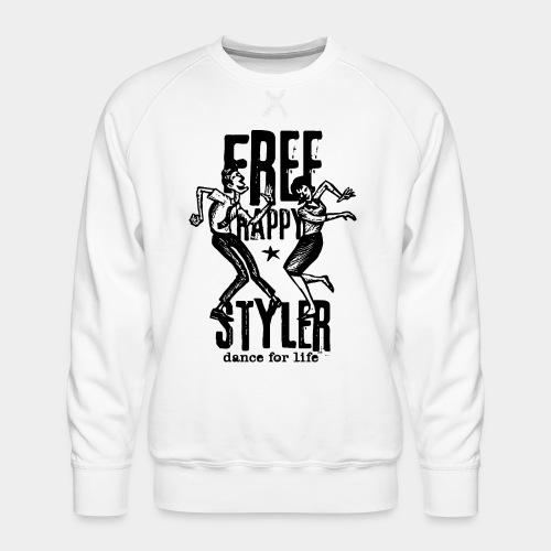 freestyler de danse styler gratuit - Sweat ras-du-cou Premium Homme