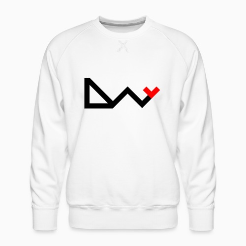 day logo - Men's Premium Sweatshirt