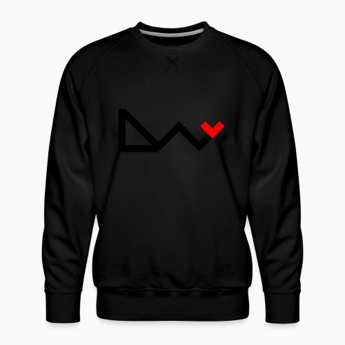 day logo - Men's Premium Sweatshirt