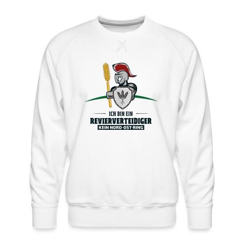 Revierverteidiger rot - Männer Premium Pullover
