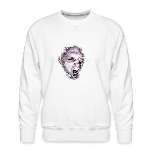 ikke1 png - Men's Premium Sweatshirt