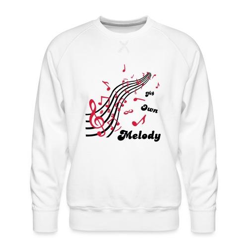 Contest Design 2015 - Men's Premium Sweatshirt