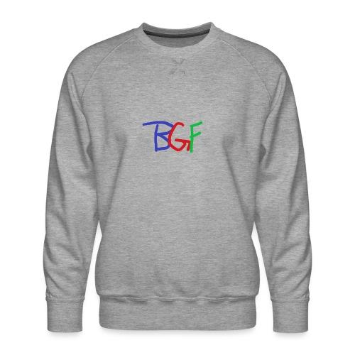 The OG BGF logo! - Men's Premium Sweatshirt