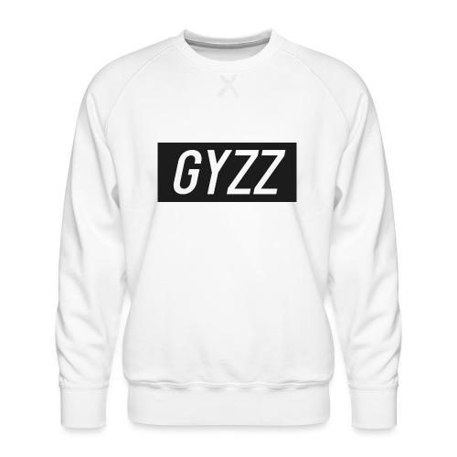 Gyzz - Herre premium sweatshirt