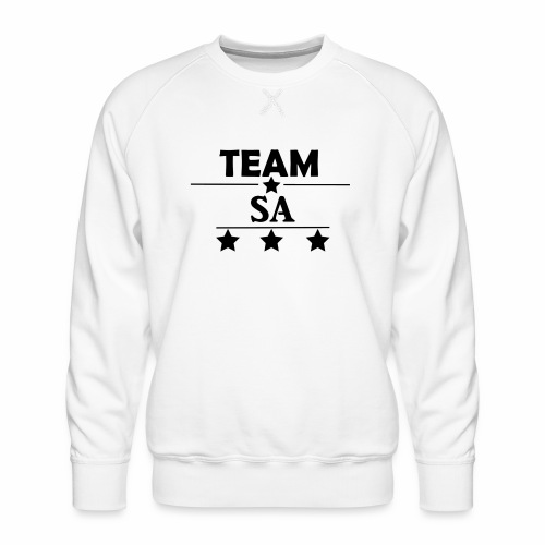 Team SA Logo - Premiumtröja herr
