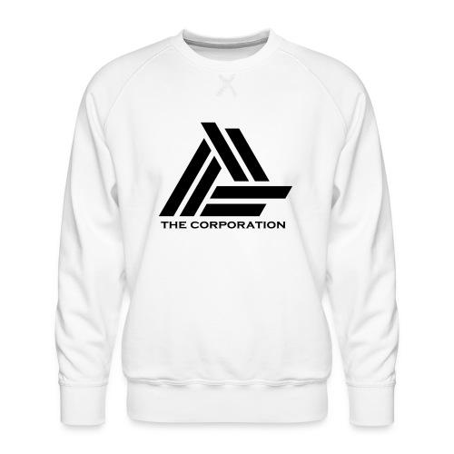 zwart metnaam keertwee png - Men's Premium Sweatshirt