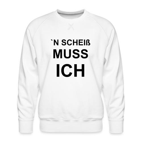 1001 sw - Männer Premium Pullover
