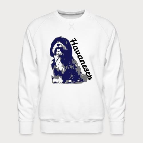 havaneser - Männer Premium Pullover