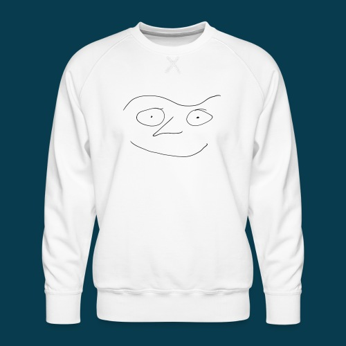 Chabisface Fast Happy - Männer Premium Pullover