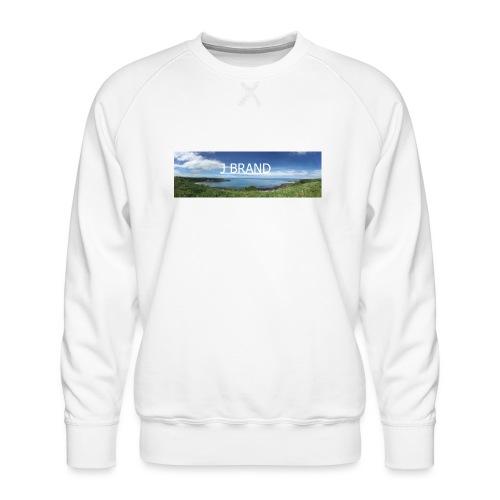 J BRAND Clothing - Men's Premium Sweatshirt