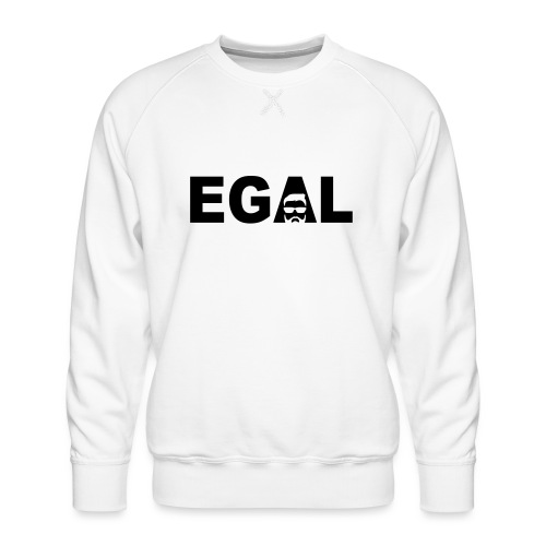 Egal Hipster - Männer Premium Pullover
