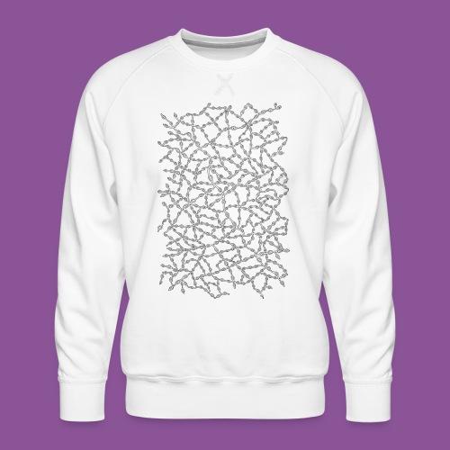Nervenleiden 54 - Männer Premium Pullover