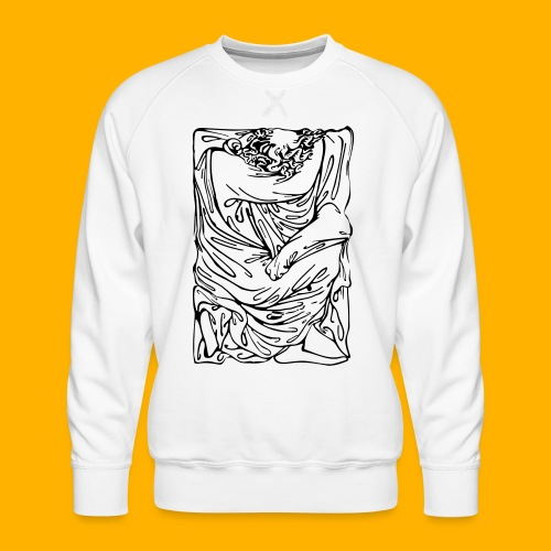 covering - Men's Premium Sweatshirt