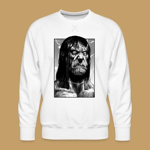 Frankenstein's Monster - Bluza męska Premium