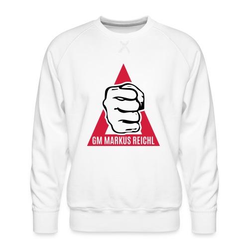 HK-RYU Faust - Männer Premium Pullover